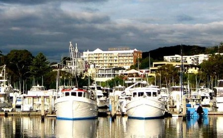 Marina Resort - Accommodation Rockhampton