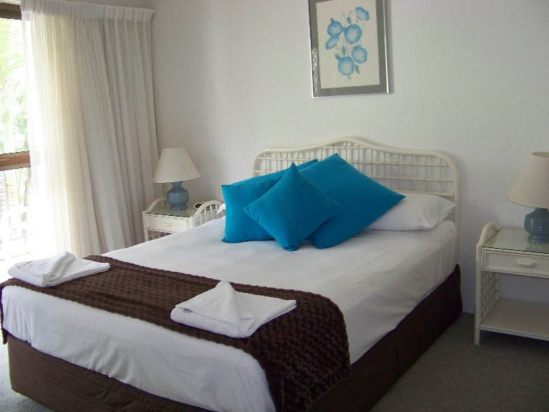 Old Burleigh Court Holiday Apartments - Accommodation Rockhampton