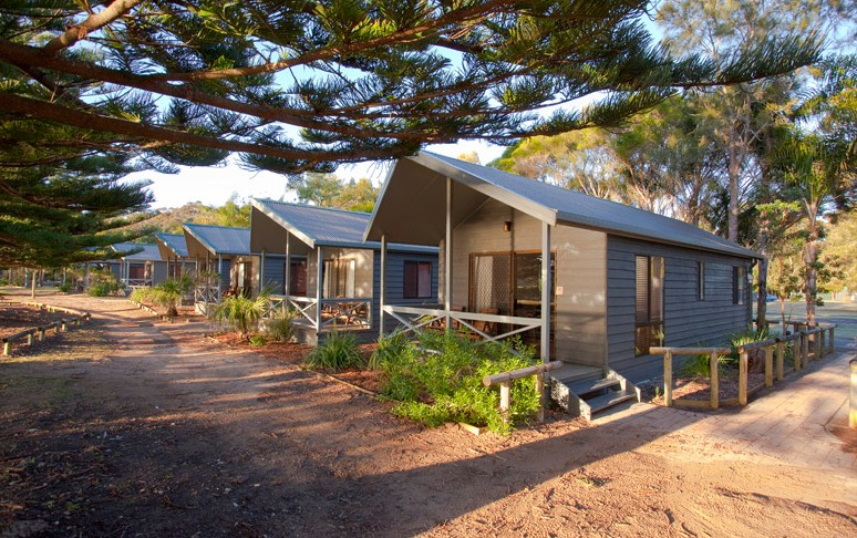 Murramarang Ecotourism Resort Eco Point - Accommodation Rockhampton
