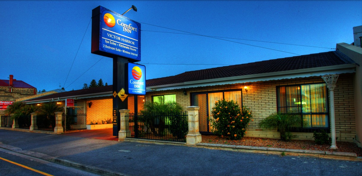 Comfort Inn Victor Harbor - Accommodation Rockhampton