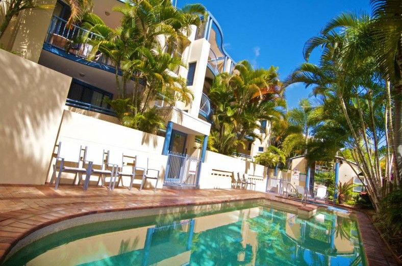 Portobello Resort Apartments - Accommodation Rockhampton
