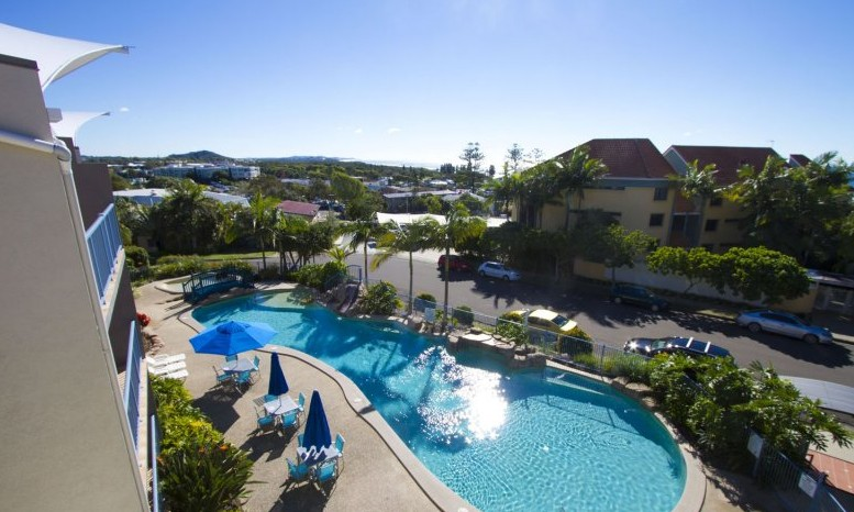 Endless Summer Resort - Accommodation Rockhampton
