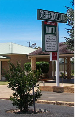 Green Gables Motel - Accommodation Rockhampton