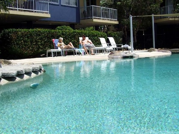 Seacove Coolum Resort - Accommodation Rockhampton