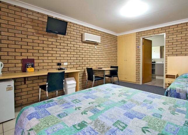 Sunray Motor Inn Toowoomba - Accommodation Rockhampton