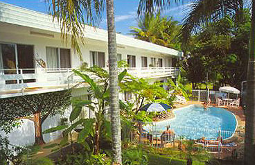 Silvester Palms Holiday Apartments - Accommodation Rockhampton