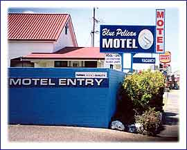 Blue Pelican Motor Inn - Accommodation Rockhampton