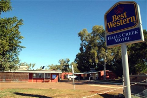 Halls Creek Motel - Accommodation Rockhampton