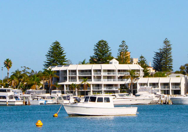 Pier 21 Apartment Hotel Fremantle - Accommodation Rockhampton