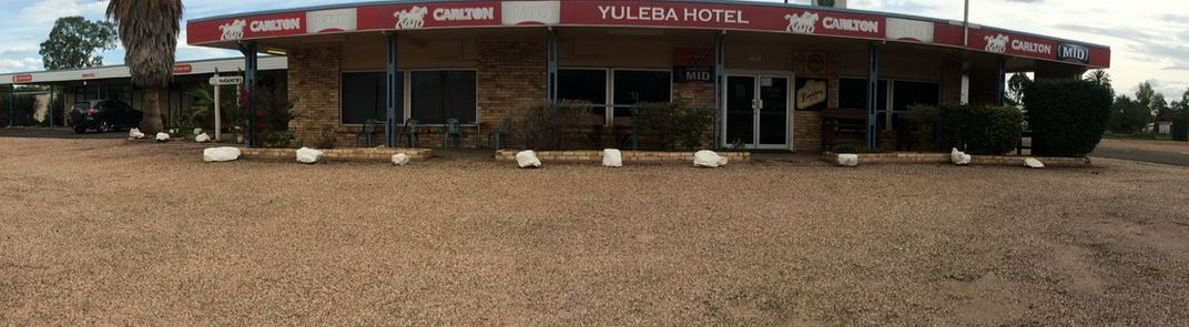 Yuleba Hotel Motel - Accommodation Rockhampton