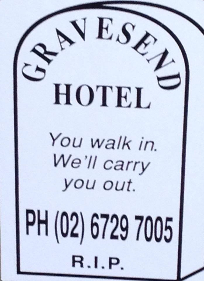 Gravesend Hotel - Accommodation Rockhampton