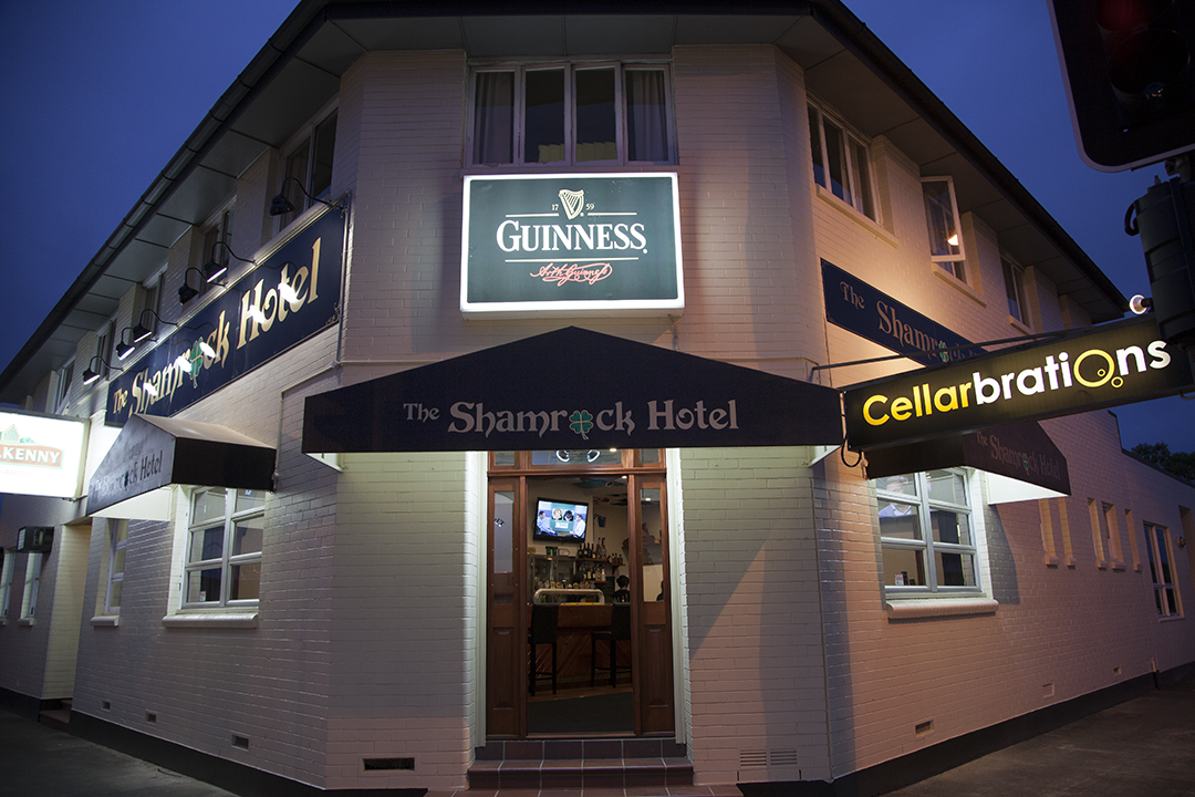 Shamrock Hotel - Accommodation Rockhampton