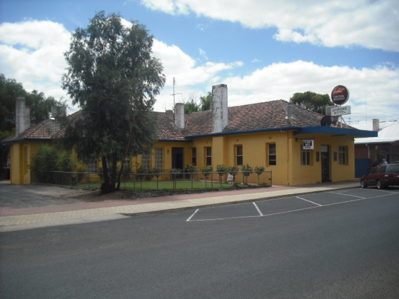 Goroke Hotel Bar amp Bistro - Accommodation Rockhampton