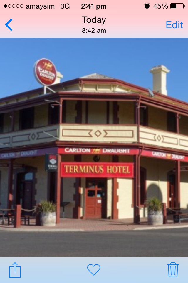 The Terminus Hotel Motel - Accommodation Rockhampton