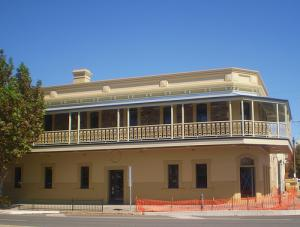 The British Hotel - Accommodation Rockhampton