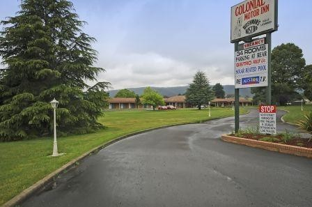 Colonial Motor Inn - Lithgow - Accommodation Rockhampton