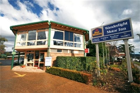 Wanderlight Motor Inn - Accommodation Rockhampton