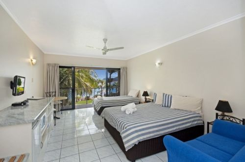 Hinchinbrook Marine Cove Motel - Accommodation Rockhampton