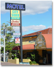 City Sider Motor Inn - Accommodation Rockhampton