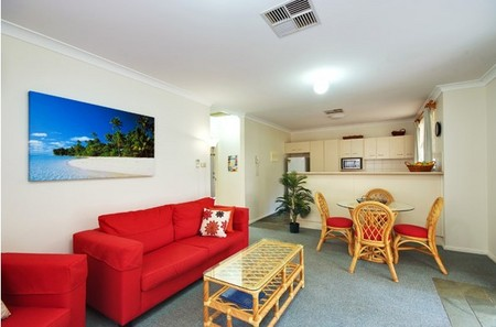 Beaches Serviced Apartments - Accommodation Rockhampton