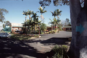 Dawson Motor Inn - Accommodation Rockhampton