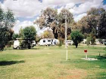 Morgan Riverside Caravan Park - Accommodation Rockhampton