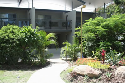 Apartments  Toolooa Gardens Motel - Accommodation Rockhampton
