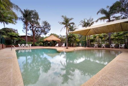 Comfort Resort Kaloha - Accommodation Rockhampton