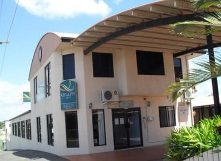 Quality Inn Harbour City - Accommodation Rockhampton