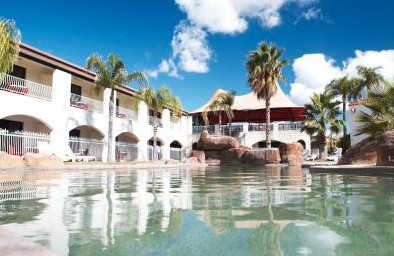 Quality Resort Siesta Resort - Accommodation Rockhampton