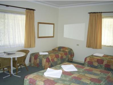 Bucketts Way Motel - Accommodation Rockhampton