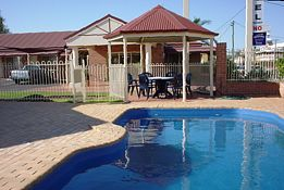 Roma Mid Town Motor Inn - Accommodation Rockhampton