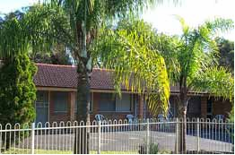 Central Coast Motel - Accommodation Rockhampton