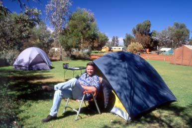 Voyages Ayers Rock Camp Ground - Accommodation Rockhampton