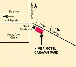 Kimba Motel Caravan Park - Accommodation Rockhampton