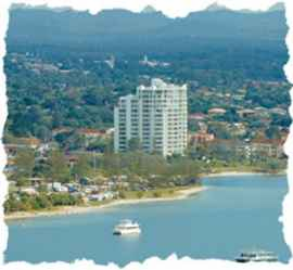 Crystal Bay Resort - Accommodation Rockhampton