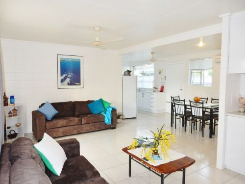 Lucinda Holiday Rentals  - Accommodation Rockhampton