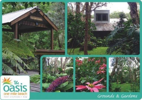 The Oasis at One Mile Beach - Accommodation Rockhampton