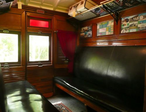 Mt Nebo Railway Carriage amp Chalet - Accommodation Rockhampton