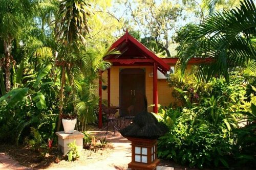 Shambhala Retreat Magnetic Island Cottages - Accommodation Rockhampton
