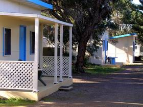 Kingscote Nepean Bay Tourist Park And Parade Units - Accommodation Rockhampton