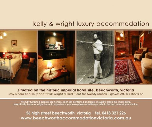 Beechworth Accommodation Victoria - Accommodation Rockhampton