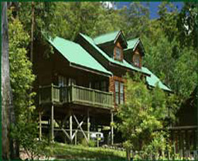 Barrington Wilderness Cottages - Accommodation Rockhampton