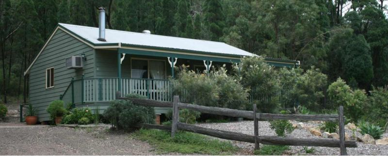 Carellen Holiday Cottages - Accommodation Rockhampton