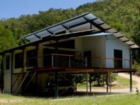 Creek Valley Rainforest Retreat - Accommodation Rockhampton
