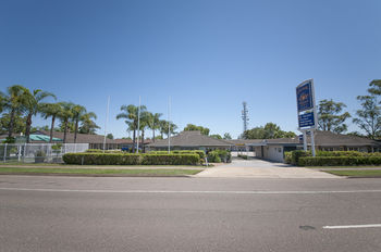 Colonial Terrace Motor Inn - Accommodation Rockhampton