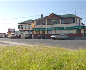 Bridge Hotel - Accommodation Rockhampton