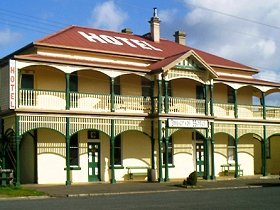 Imperial Hotel - Accommodation Rockhampton