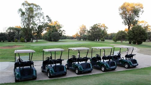 Deniliquin Golf Leisure Resort - Accommodation Rockhampton
