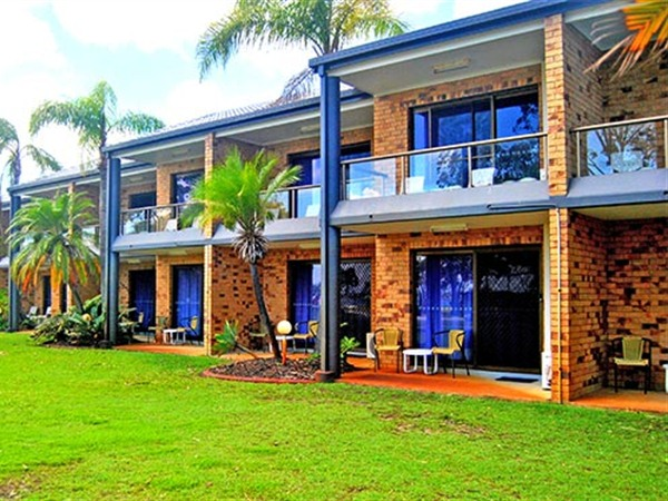 Bribie Waterways Motel - Accommodation Rockhampton